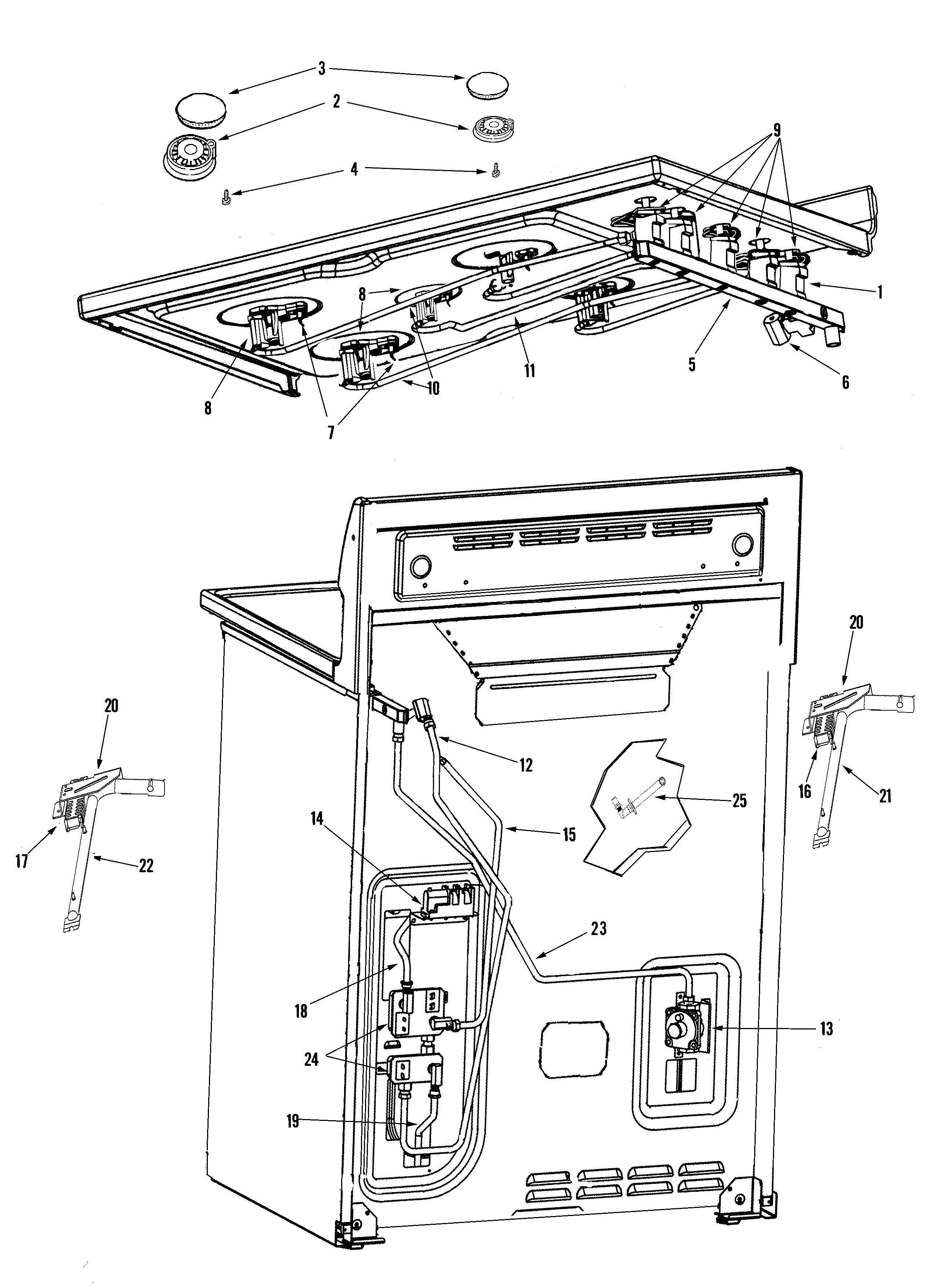 maytag mgr6875adb gemini 30 u0026quot  double oven freestanding gas