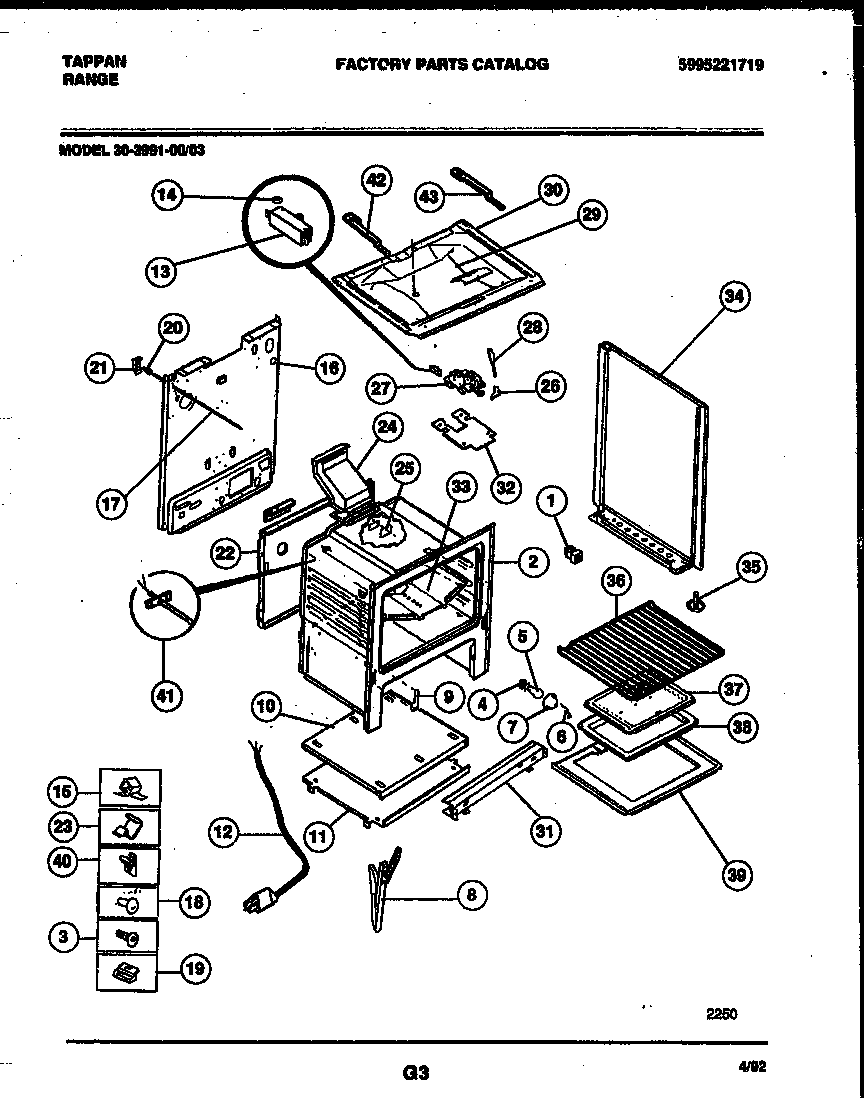 tappan 3039910003 range gas timer stove clocks and appliance timers rh appliancetimers ca Whirlpool Appliances Wiring-Diagram Amana Appliance Diagrams