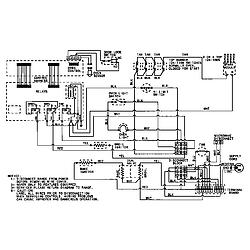 6498VVV Gas Range Wiring information (6498vvd) (6498vvv) Parts diagram