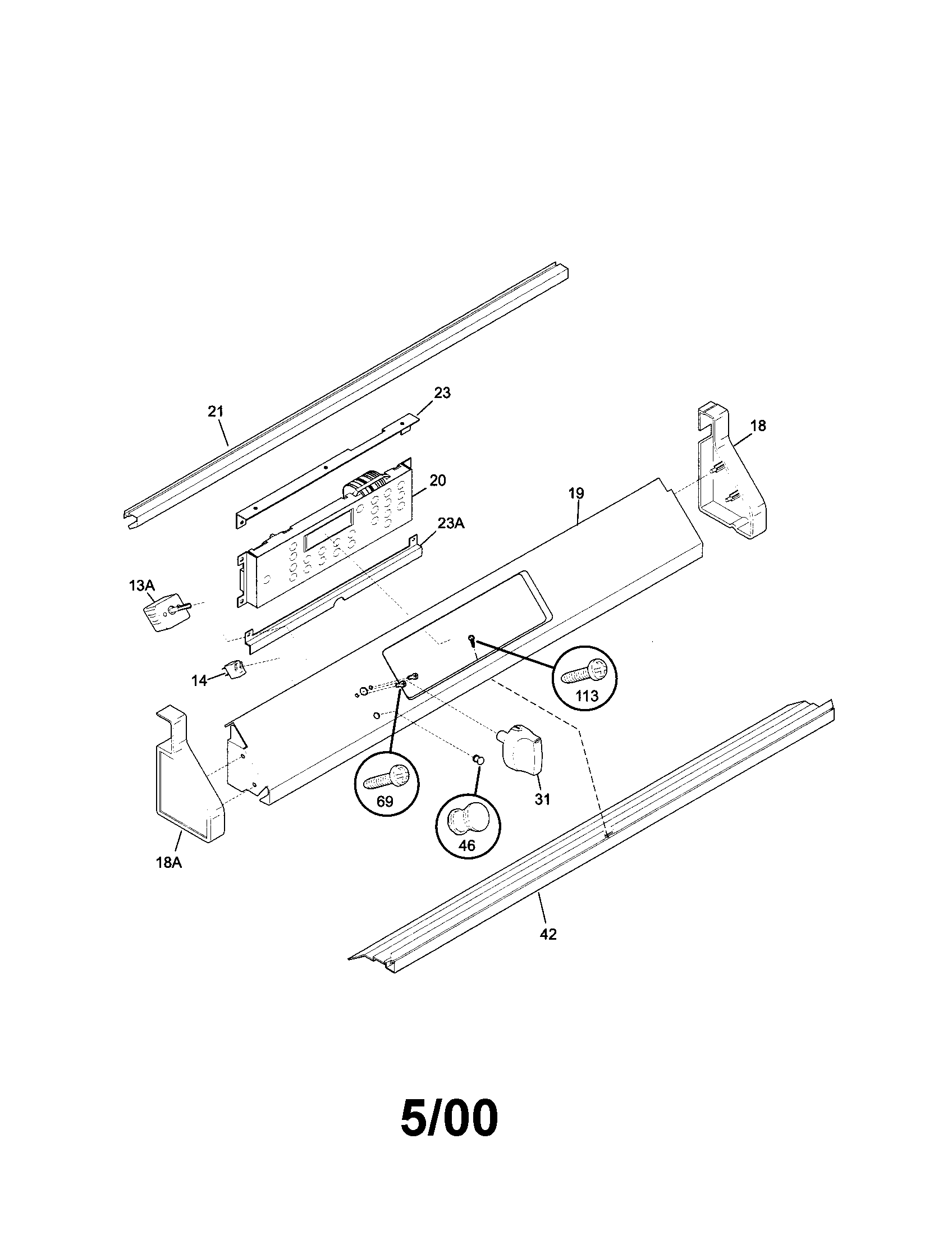 Wiring Diagram For Kenmore Double Oven
