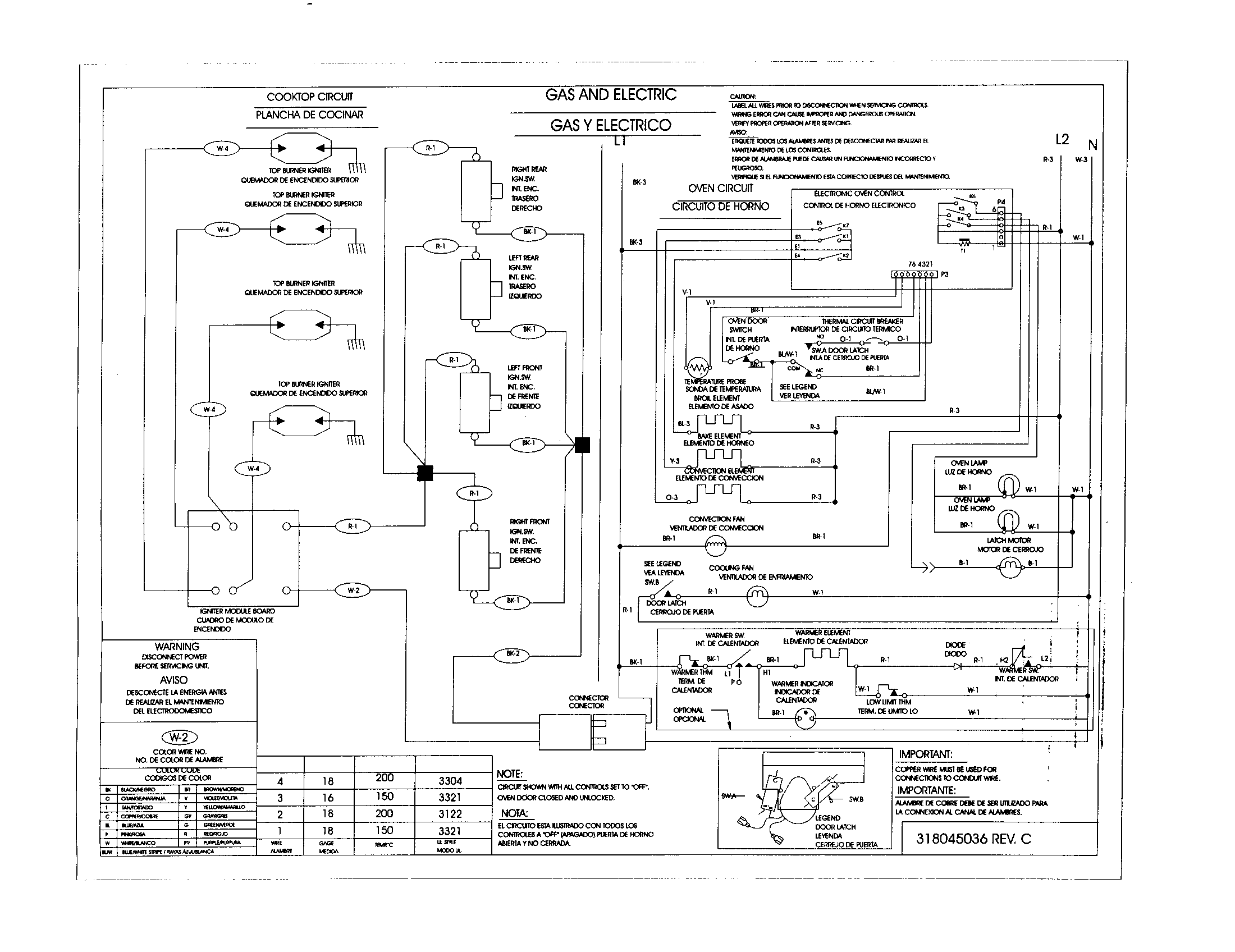 WRG-7170] Diagram Oven Wiring Ge Jbp90g on