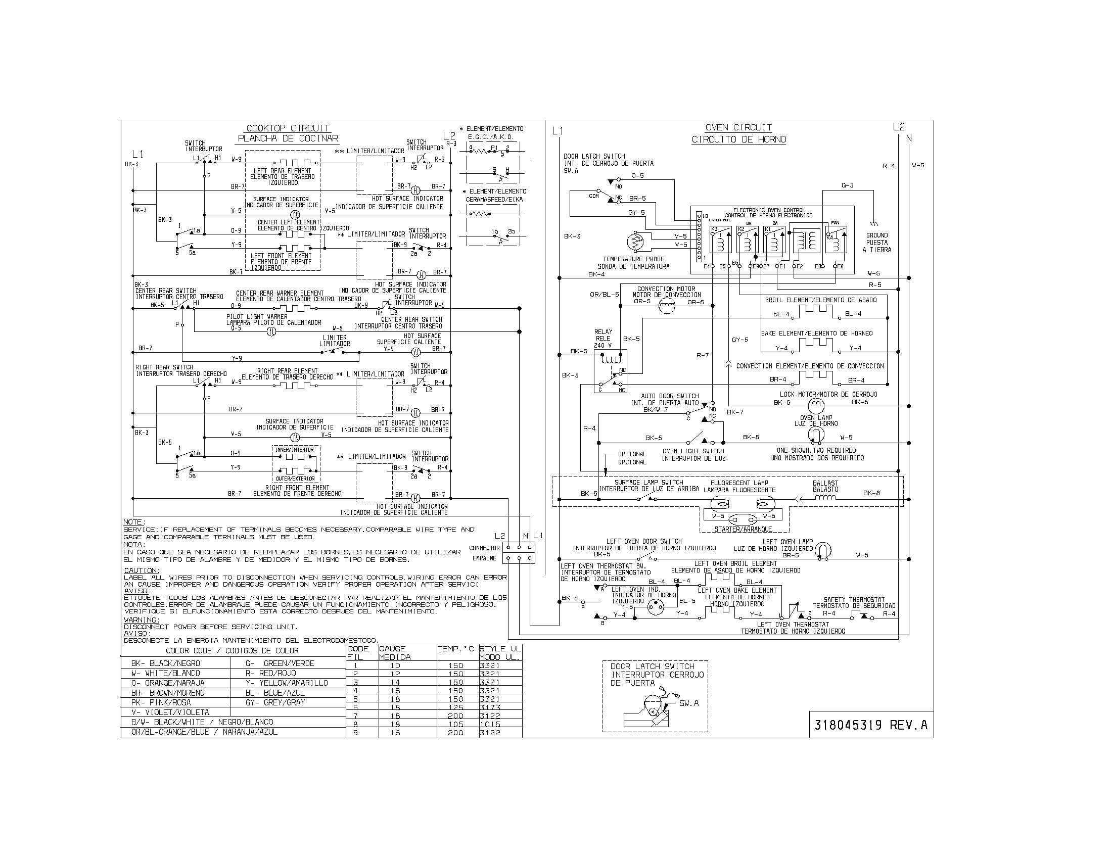 Kenmore Gas Stove Wiring Diagram Electrical Diagrams Easy To Read U2022 Model 110