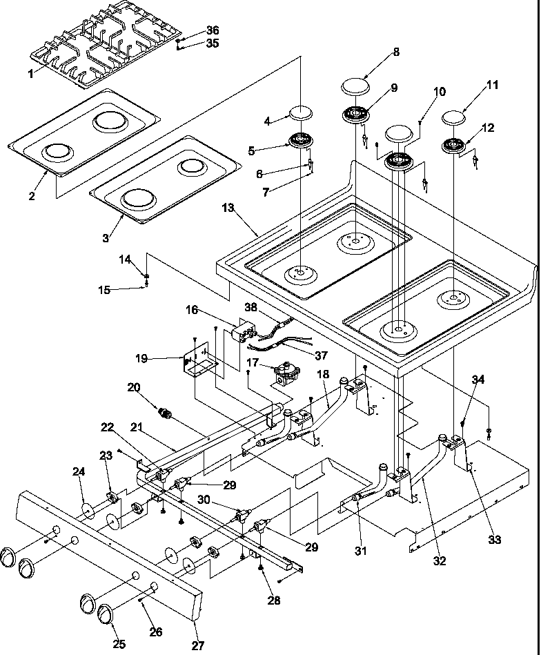Amana Dryer Wiring Diagram