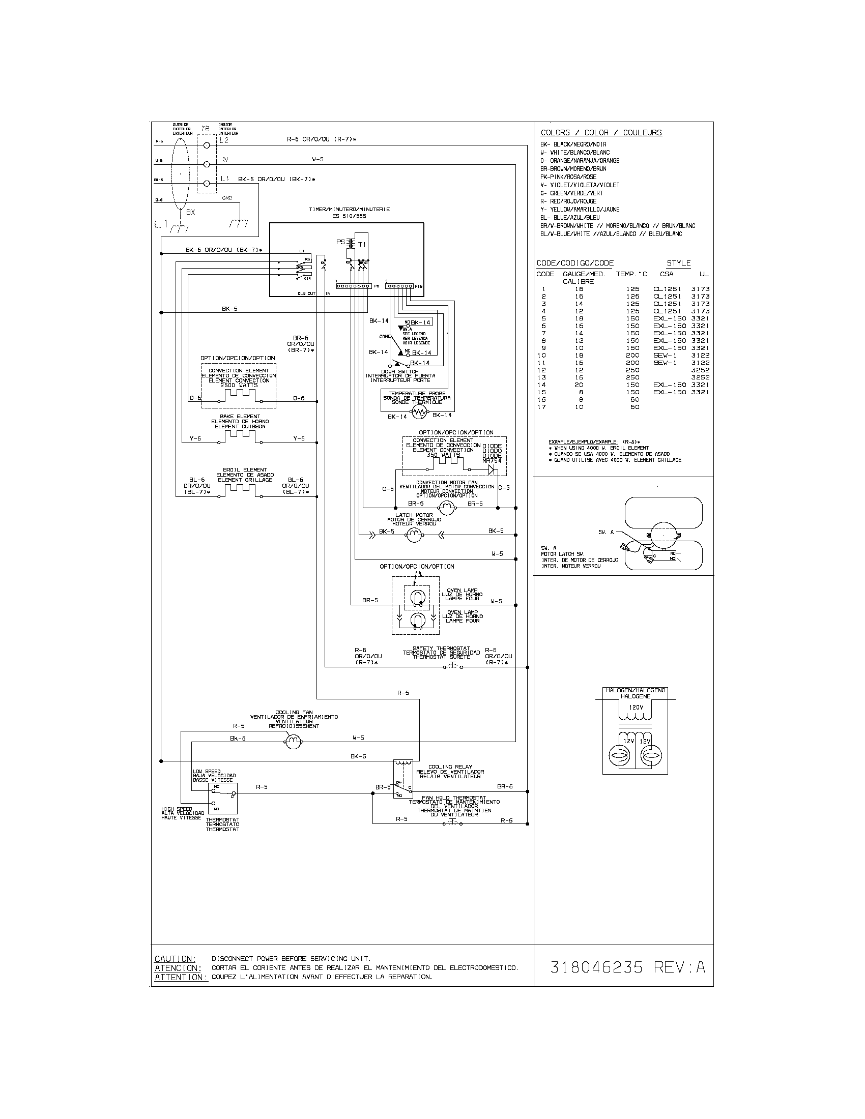 Frigidaire Gallery Dryer Wiring Diagram from www.appliancetimers.ca