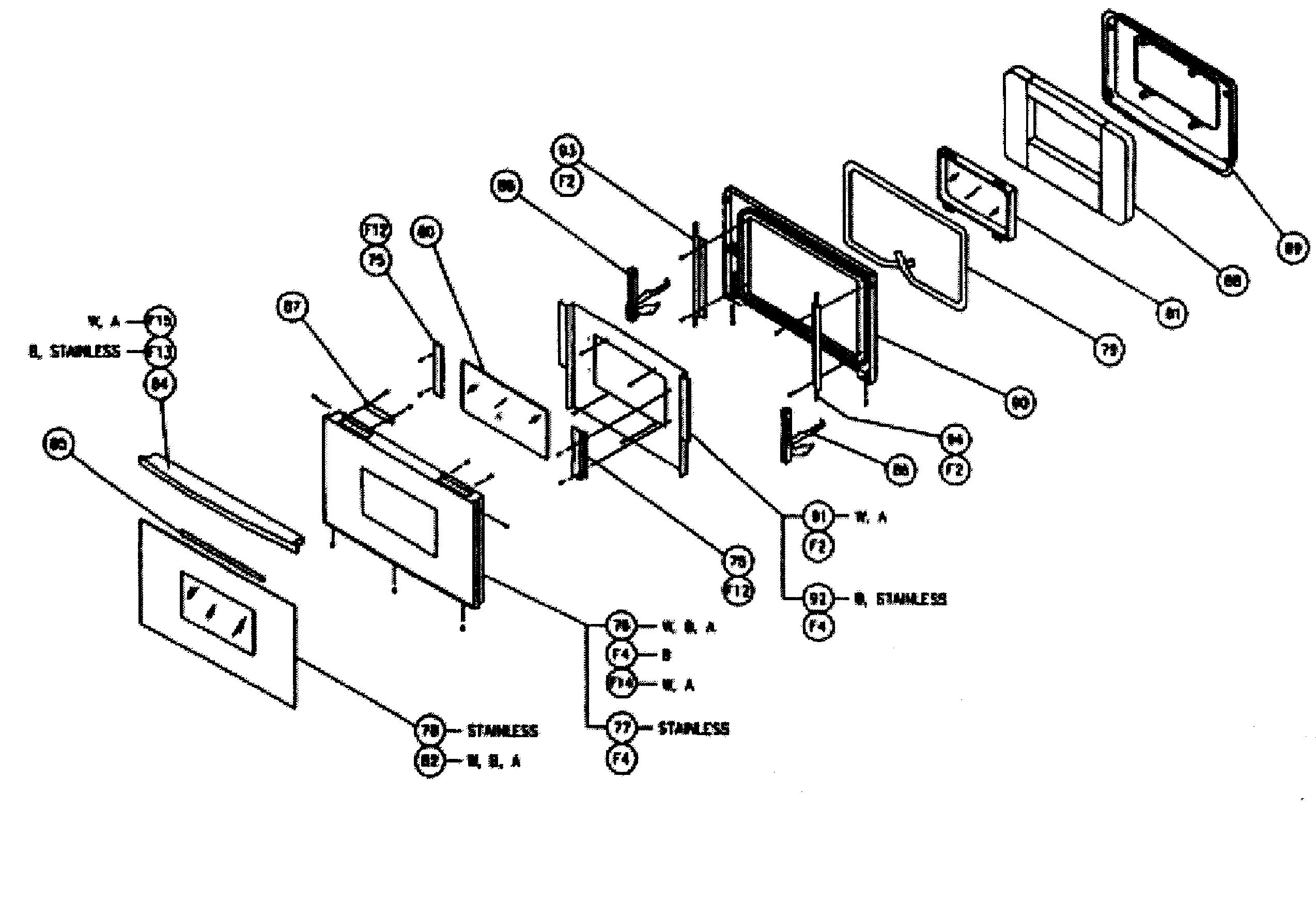 Cool Dacor Wiring Diagrams Wiring Diagram Wiring 101 Olytiaxxcnl