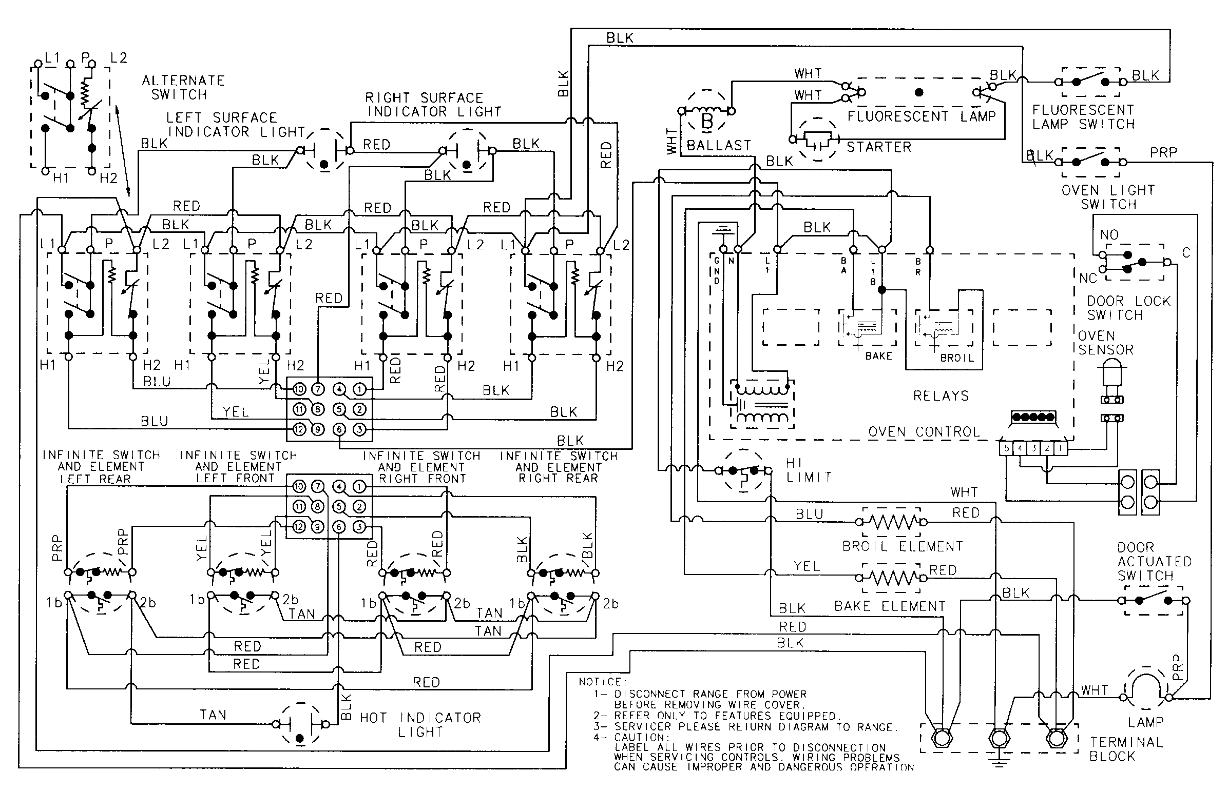 maytag cre9600 timer stove clocks and appliance timers equipment wiring diagrams cre9600 range wiring information parts diagram