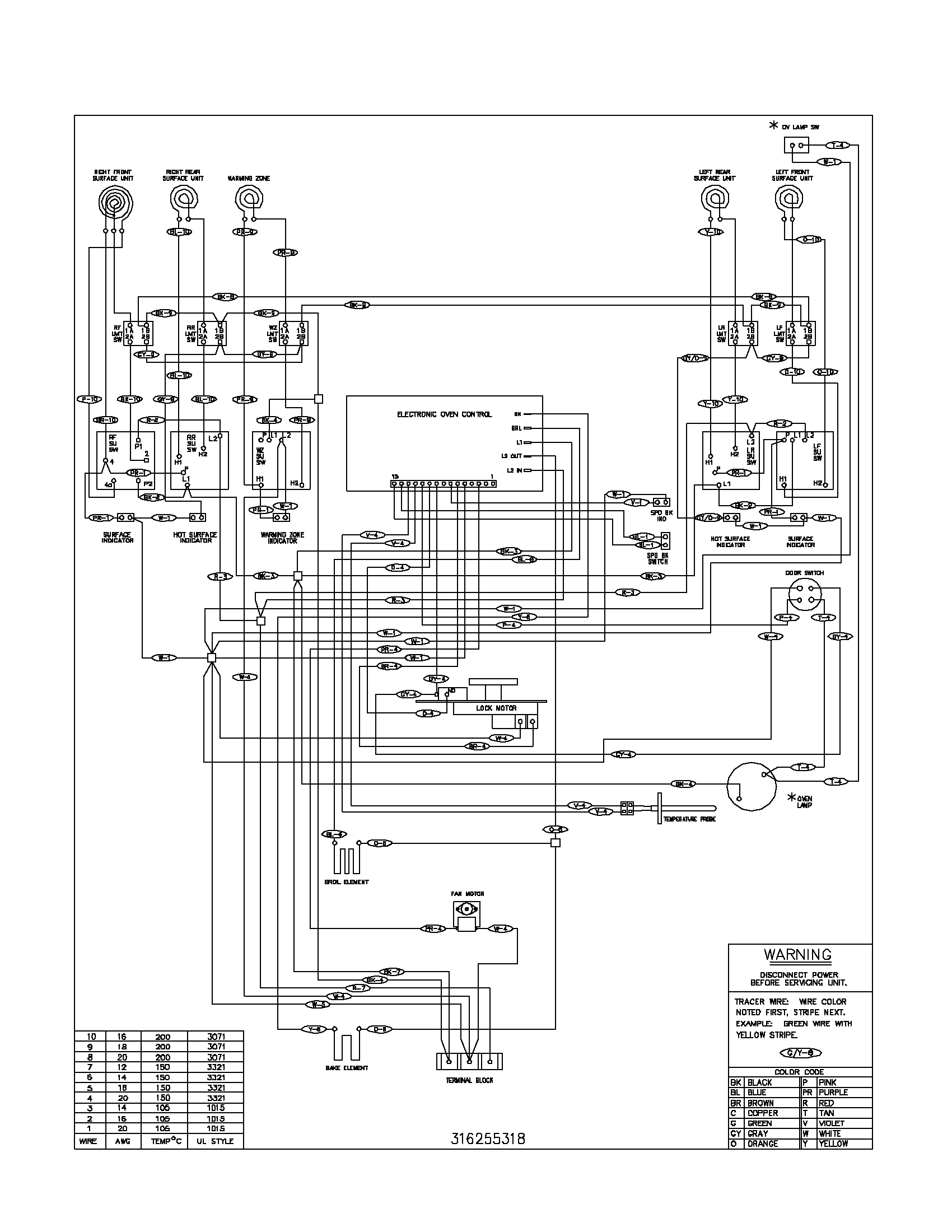 Oven Wiring Diagram For Electrolux Smart Diagrams Wall Frigidaire Glef378cqb Electric Range Timer Stove Clocks Dryer Vacuum Cleaner Parts