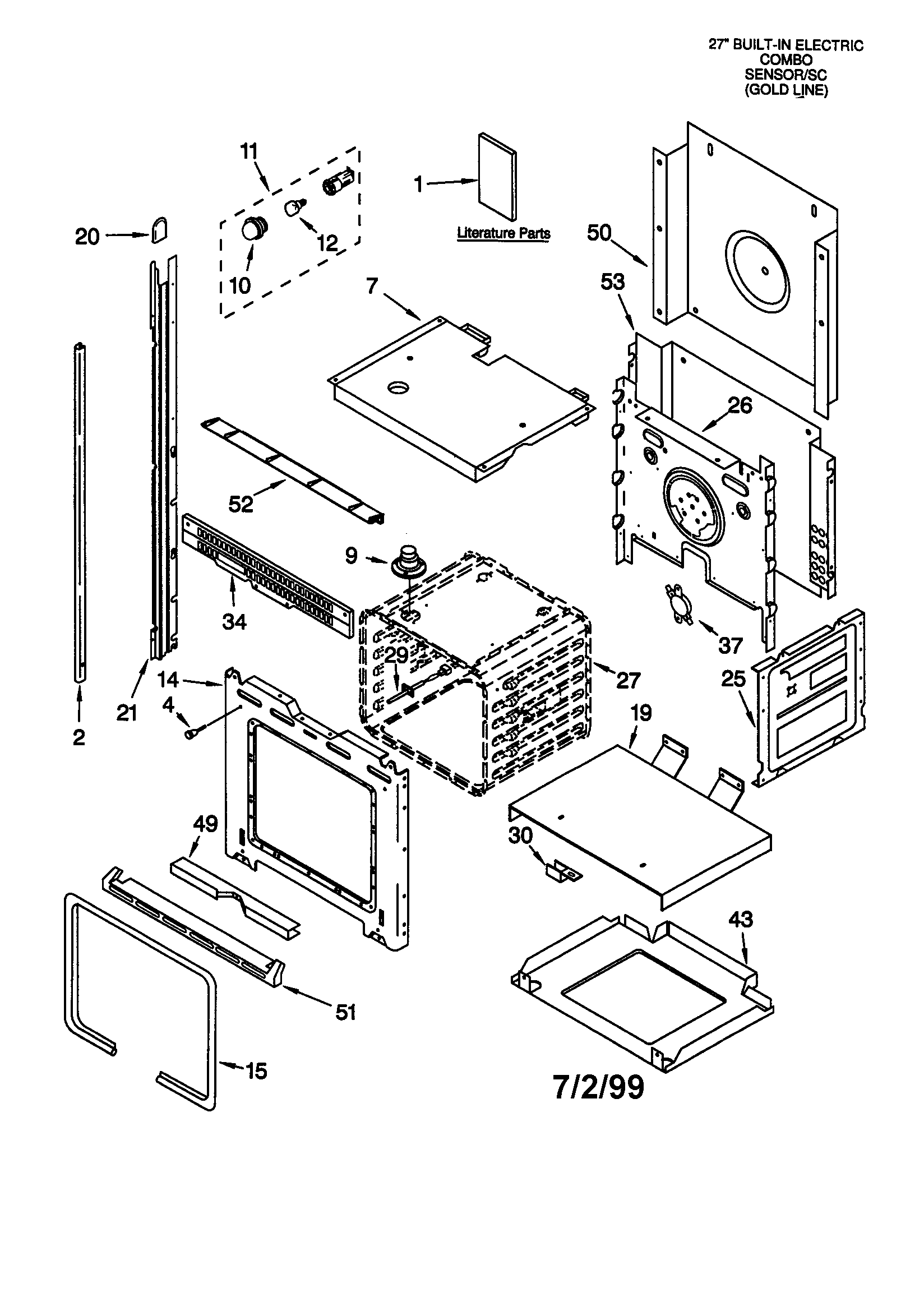 panasonic microwave schematic diagram