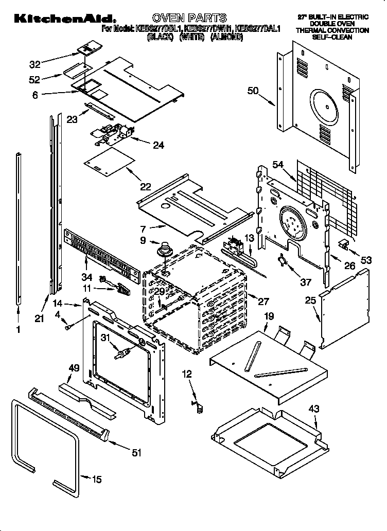 Kitchenaid Dishwasher Wiring Diagram