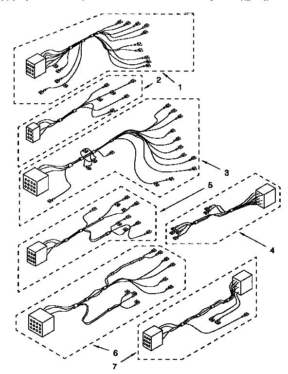 Kitchenaid Gas Range Wiring Diagrams On Kitchenaid Gas Range Wiring