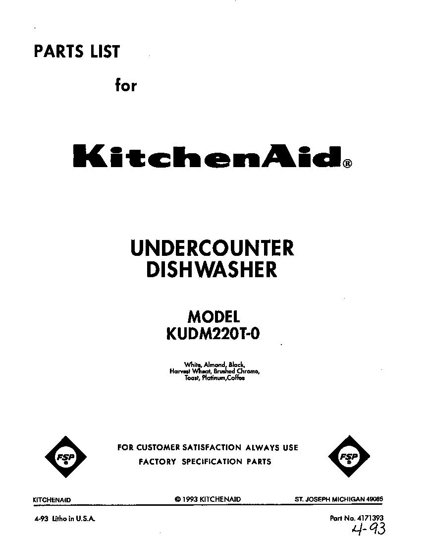 Kitchenaid Wiring Diagram | Wiring Schematic Diagram - 18 ... on