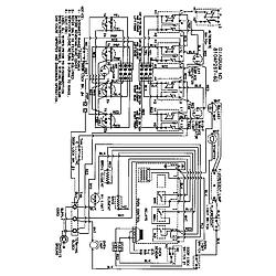 L3878VYV Range Wiring information Parts diagram