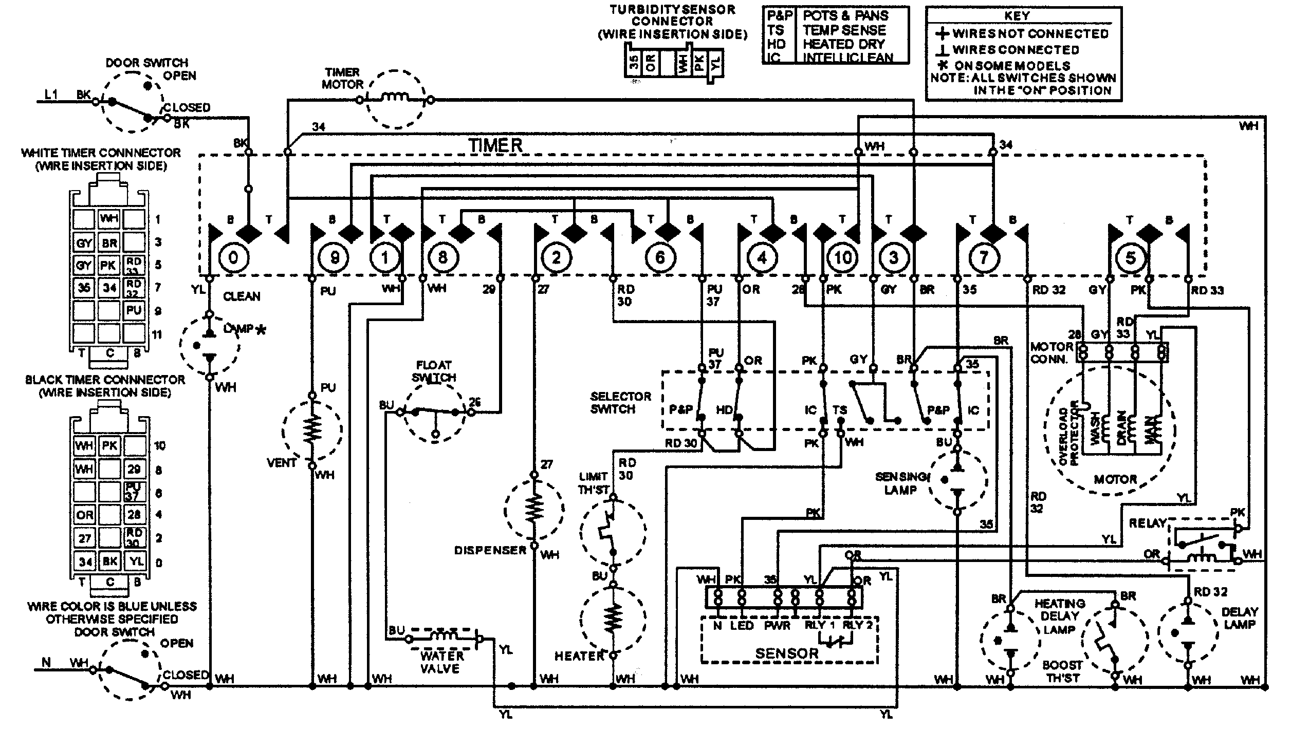 Maytag mdb6000awa timer stove clocks and appliance timers mdb6000awa dishwasher wiring information parts diagram pooptronica Gallery