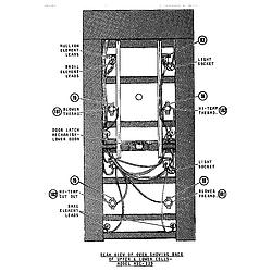 thermador msc229 self cleaning oven timer stove clocks. Black Bedroom Furniture Sets. Home Design Ideas