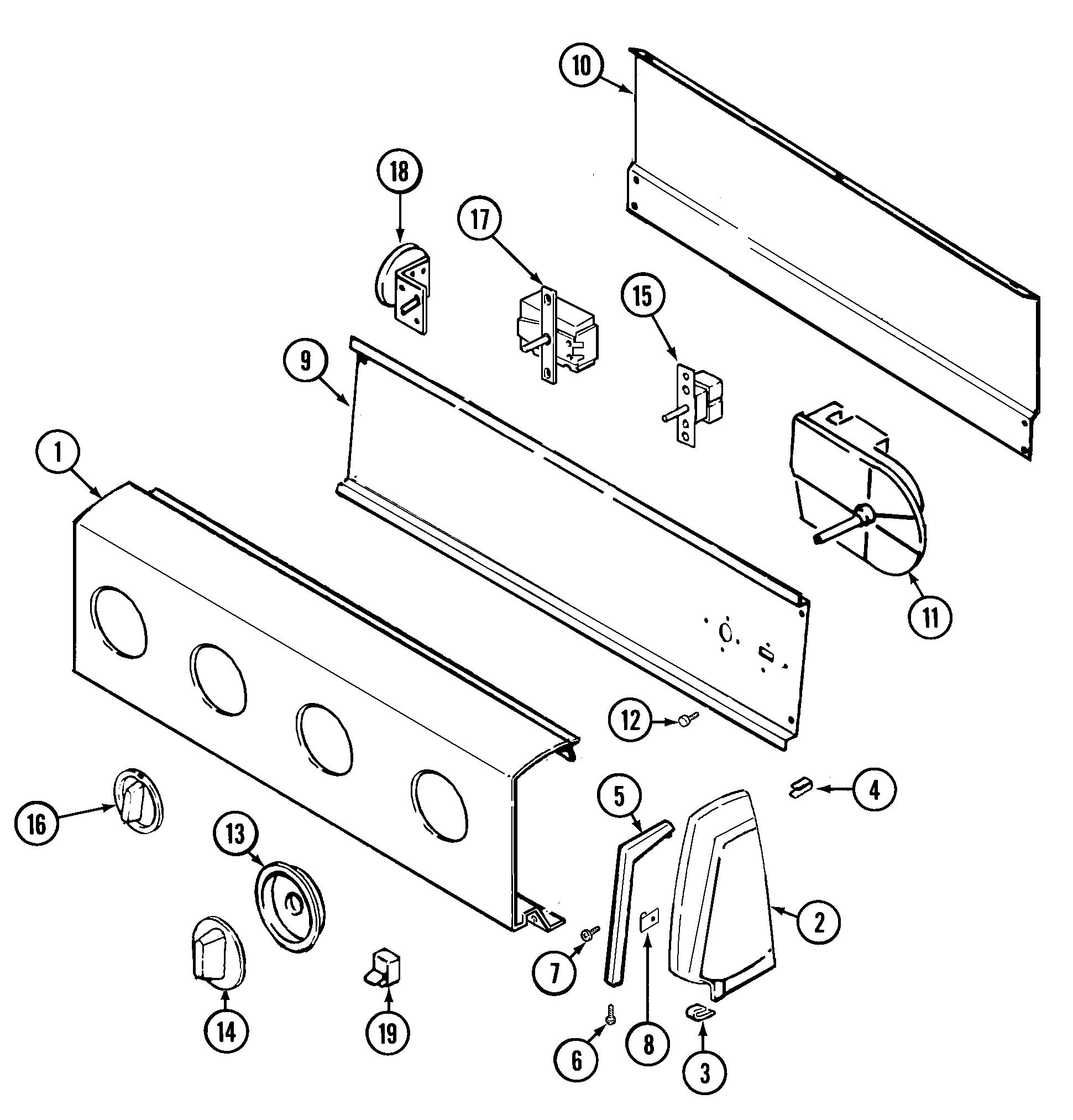 Maytag Washer Motor Wiring Diagram from www.appliancetimers.ca