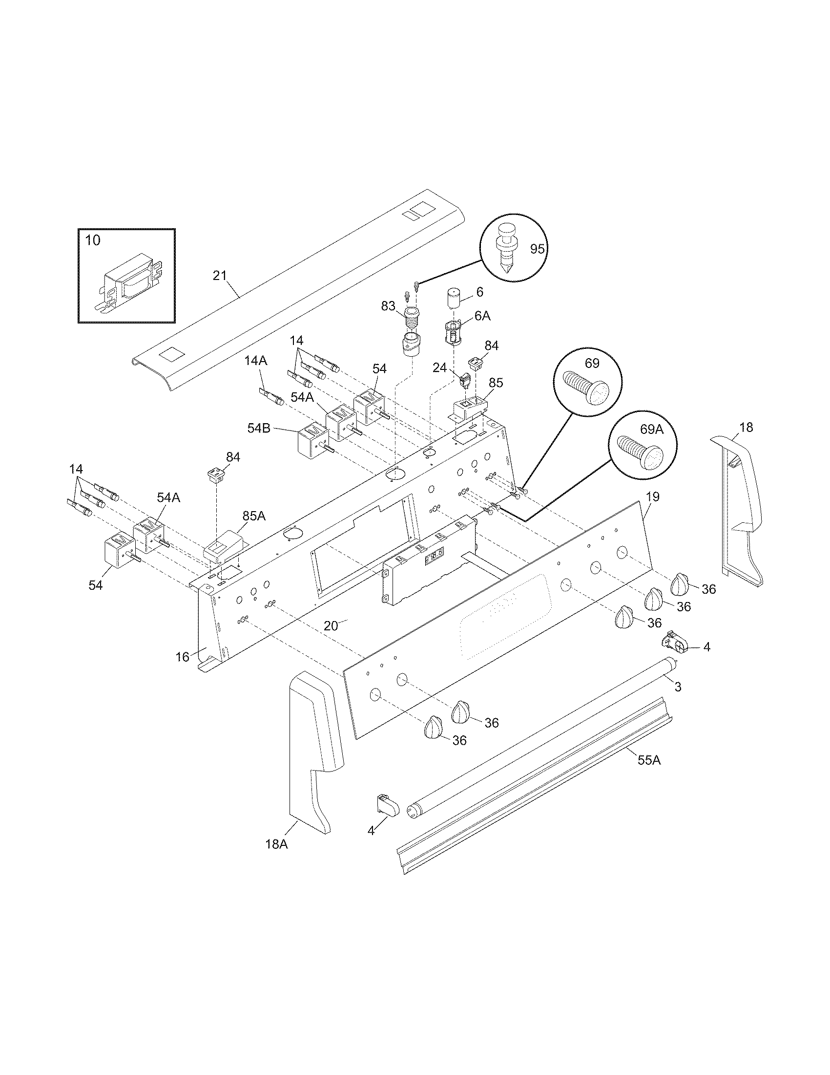 electric oven wiring diagram pglef385cs2 range