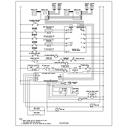 wiring schematic parts thumb frigidaire plef398ccc electric range timer stove clocks and Wiring Diagram for Miller Electric Furnace at aneh.co