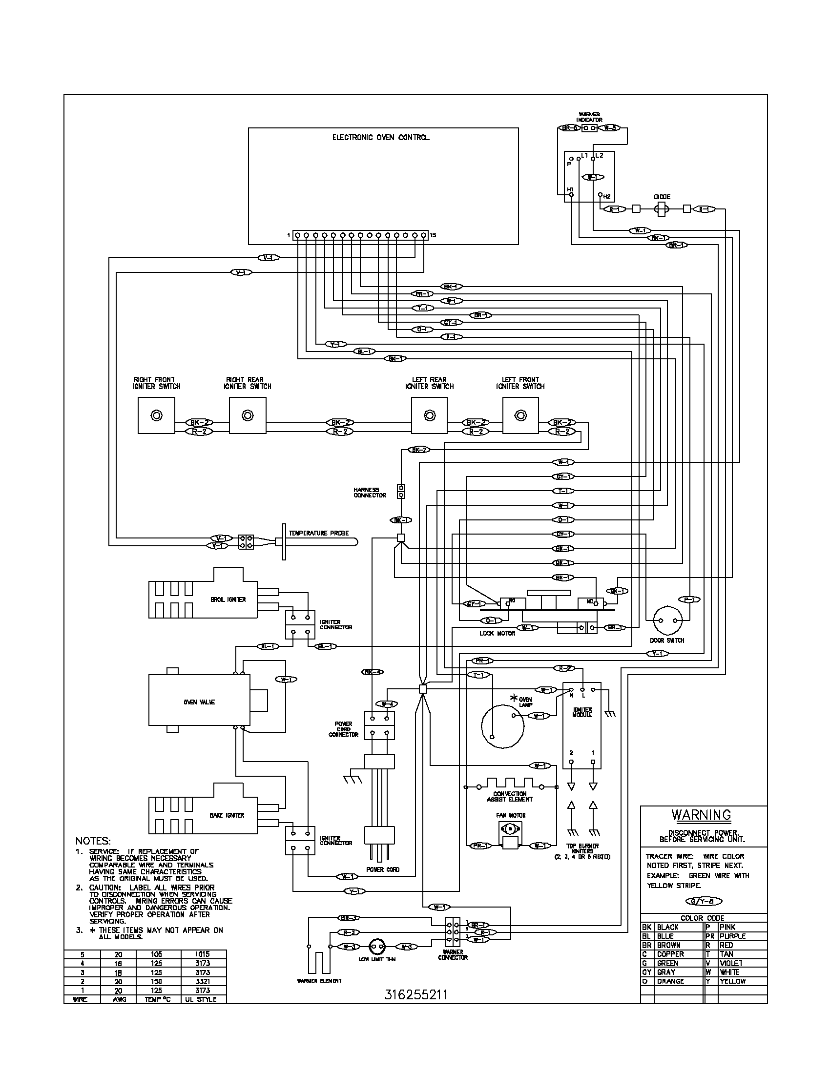 wiring diagram parts frigidaire plgf389ccb gas range timer stove clocks and appliance frigidaire gallery refrigerator wiring diagram at webbmarketing.co