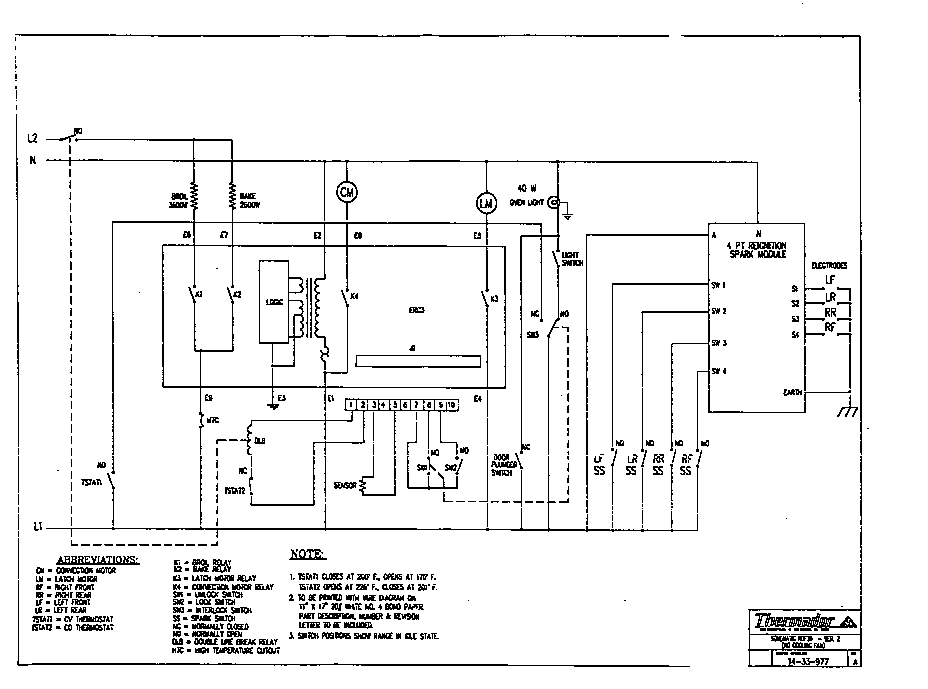rdf30qb freestanding dual fuel range schematic parts diagram  wiring diagram  parts diagram