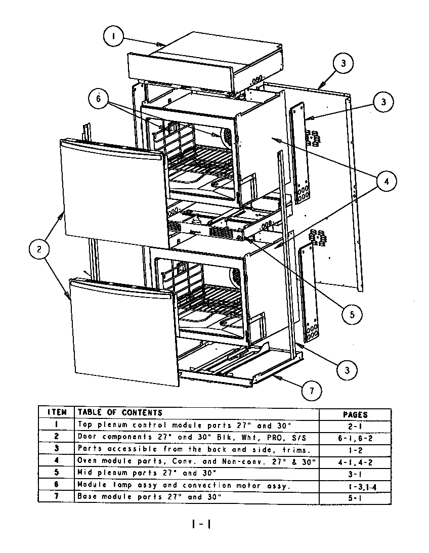 Thermador sc272t built in electric oven timer stove clocks and sc272t built in electric oven oven assembly parts diagram pooptronica Gallery