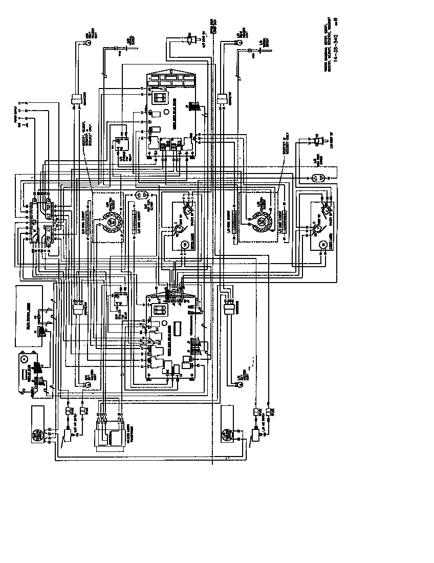 Ge Stove Wiring Diagram | Wiring Diagram on