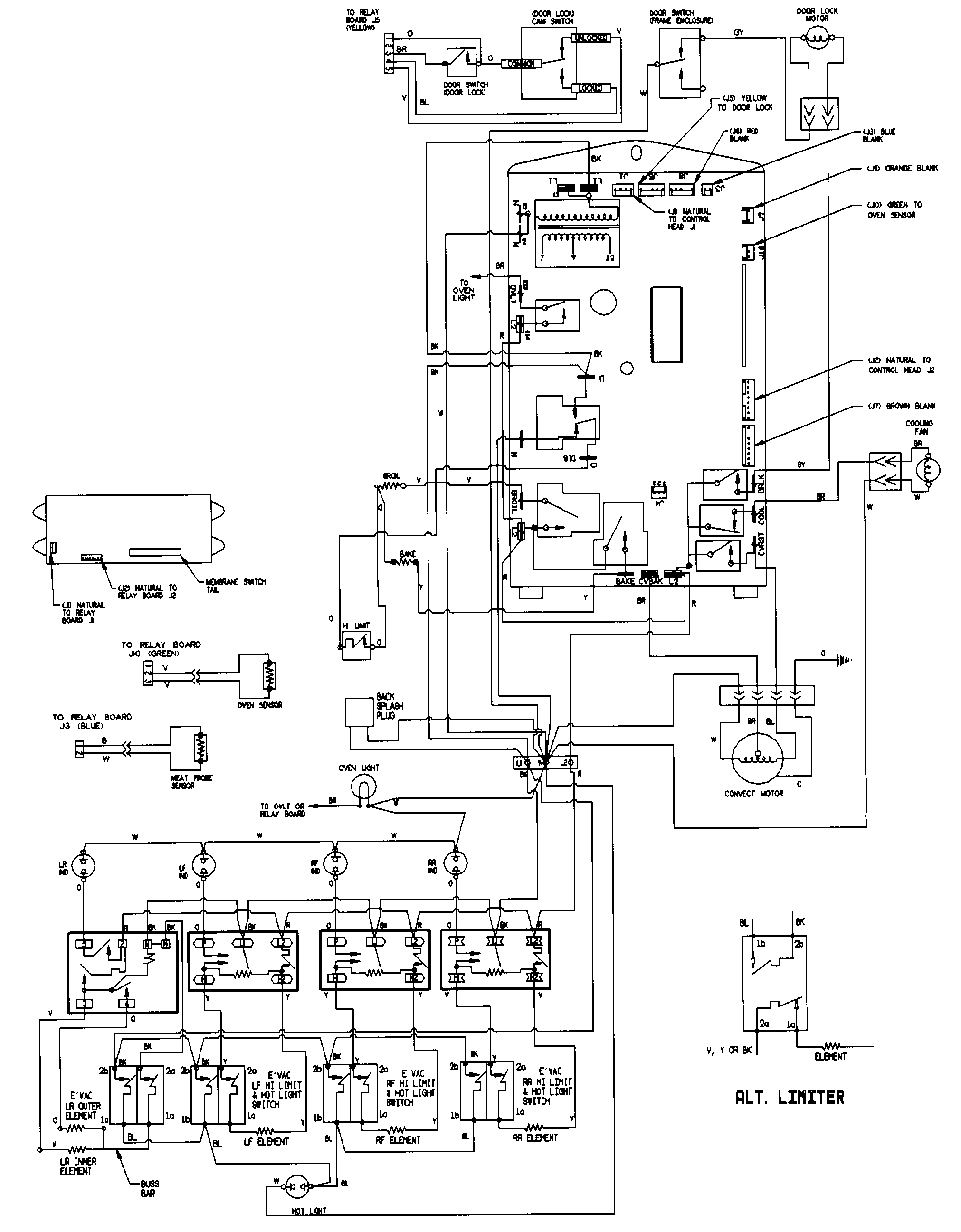american range oven diagram schematic all about repair and american range oven diagram schematic garland stove wiring diagram garland home wiring diagrams wiring information