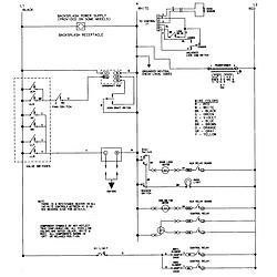 SVD48600P Gas/Electric Slide In Range Wiring information Parts diagram
