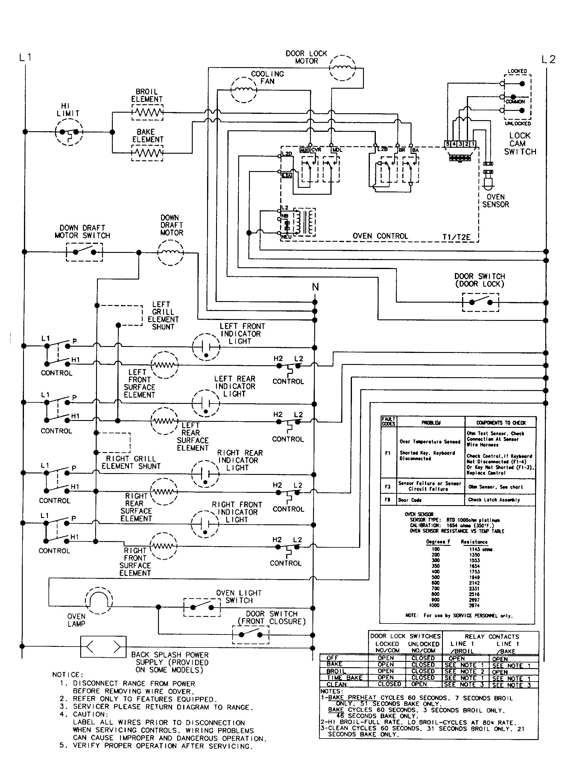 A4058 Jenn Air Range Wiring Diagram | Wiring ResourcesWiring Resources