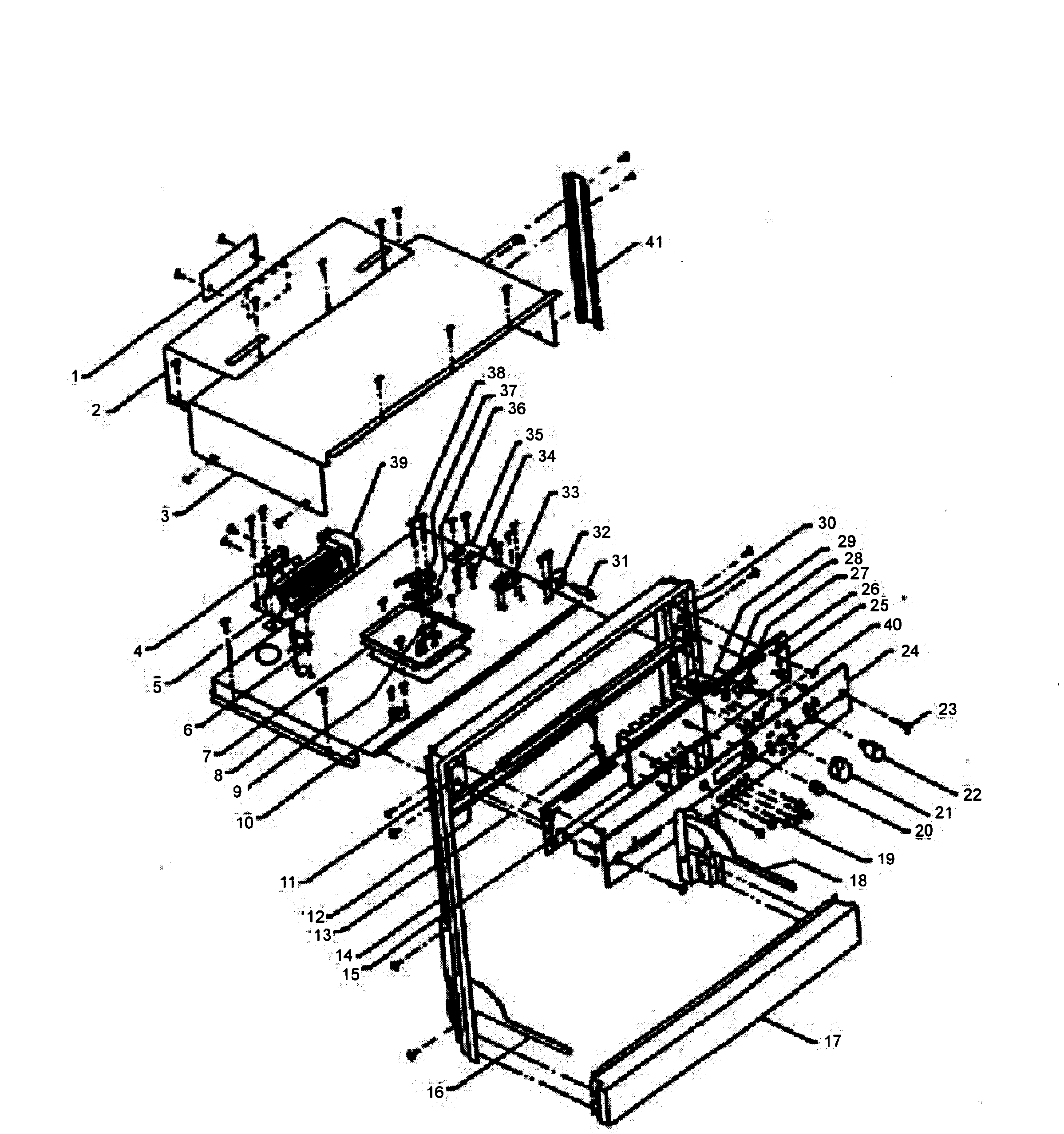 W305 Oven Trim/chassis Parts diagram