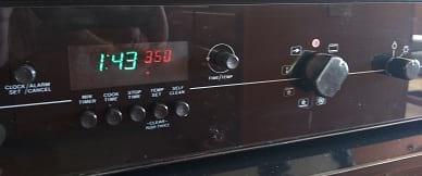 Repaired dacor range timer model w305b-82648